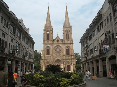 Sacred Heart of Jesus Church Guang Zhou